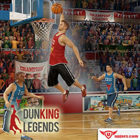 Dunking Legends Screenshot 1