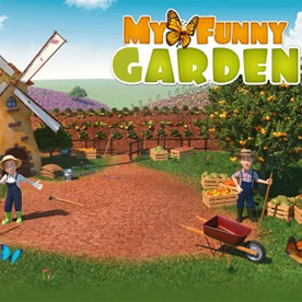 My Funny Garden Screenshot 1